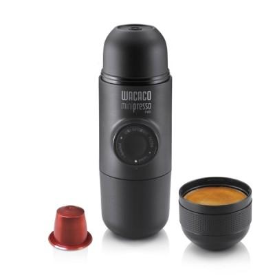 Wacaco - Minipreso NS- Преносима портативна машина за еспресо - с капсули за система Nespresso
