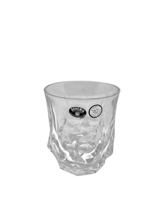 Чаша Soho Whiskey 280ml алкохол - Crystal Bohemia