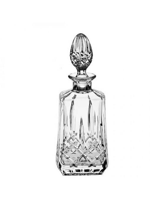 Sheffield Bottle 750ml - Crystal Bohemia