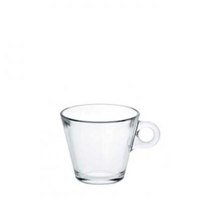 Conic Cappuccino glass 280ml - coffee - Borgonovo