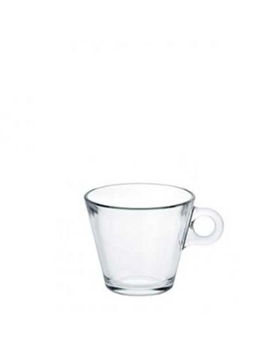 Conic Cappuccino glass 280ml - кафе - Borgonovo