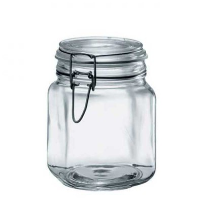 Clip Jar 1l - Borgonovo
