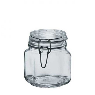 Clip Jar 0.75l - Borgonovo