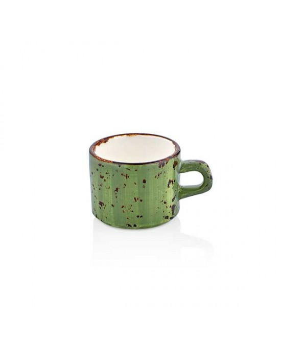 Чаша за кафе, права - 75 ml - Breeze