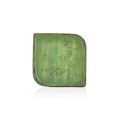 Квадратна чиния - 20 cm - Breeze