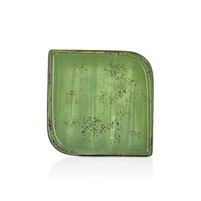 Квадратна чиния - 25 cm - Breeze