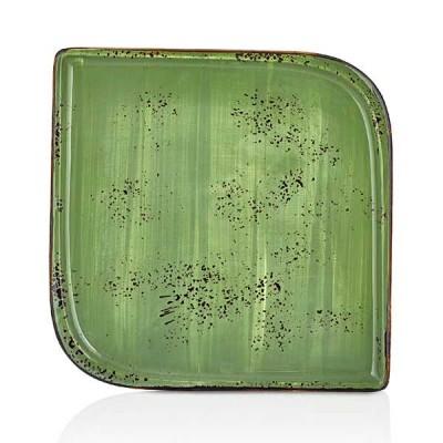 Квадратна чиния - 38 cm - Breeze