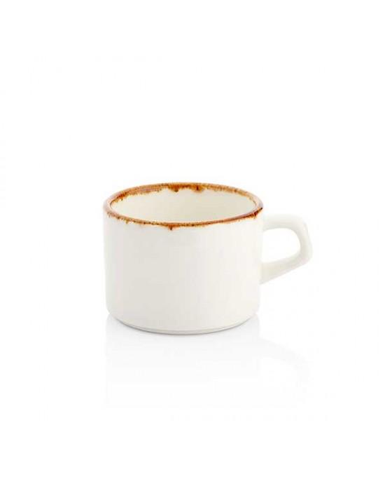 Чаша за чай, права - 175 ml - Gleam