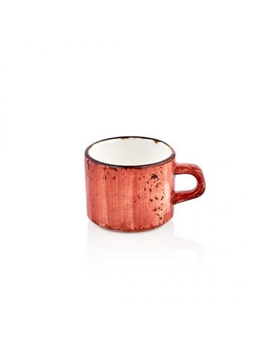 Чаша за кафе, права - 75 ml - Laterite