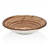 Дълбока чиния, висока - 25 cm - 1300 ml - Vintage