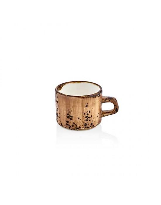 Чаша за кафе, права - 75 ml - Vintage