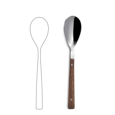 Table spoon - Rosewood Q18