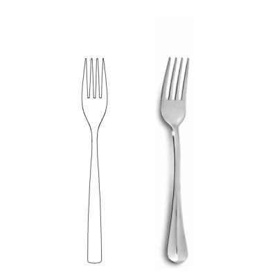 Middle fork - Frances