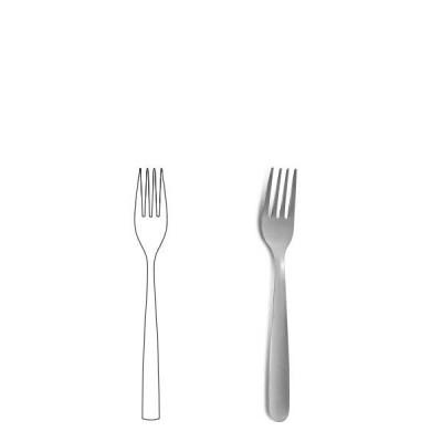 Cake fork - 1001
