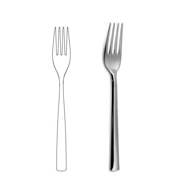 Table fork - Alida