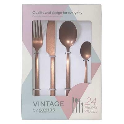 BCN Copper - Case Vintagе Комплект 24 части
