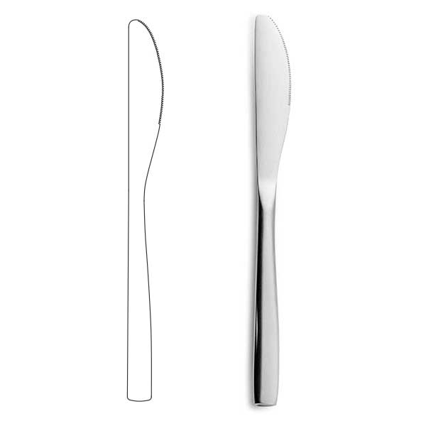 Table Knife - BNC Silver