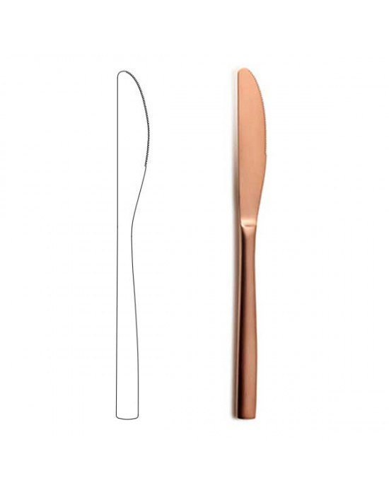 Нож за основно ястие - BNC Copper