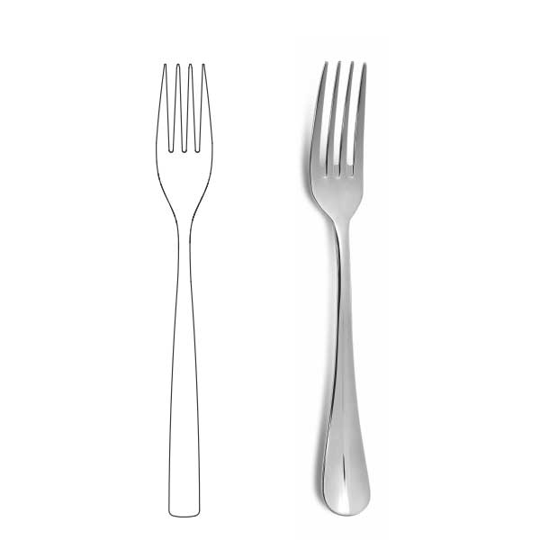 Table fork - FRANCES BAGUETTE
