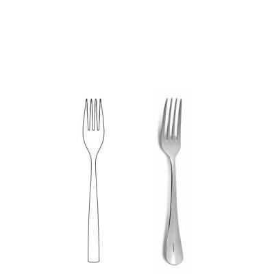 Cake fork - FRANCES Baguette