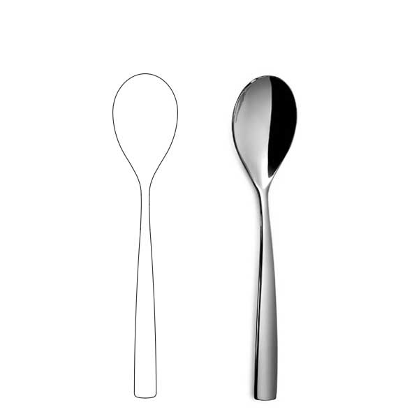 Entree Spoon - Barcelona