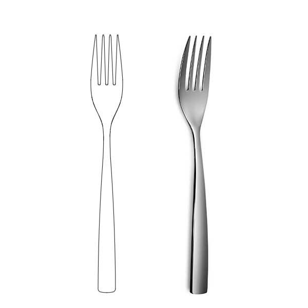 Table Fork - Barcelona