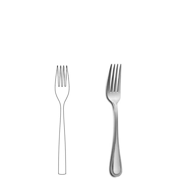 Dessert Fork - Bilbao