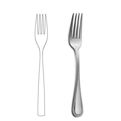 Table Fork - Bilbao