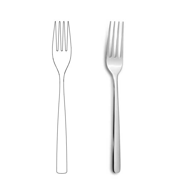 Table Fork - Canada