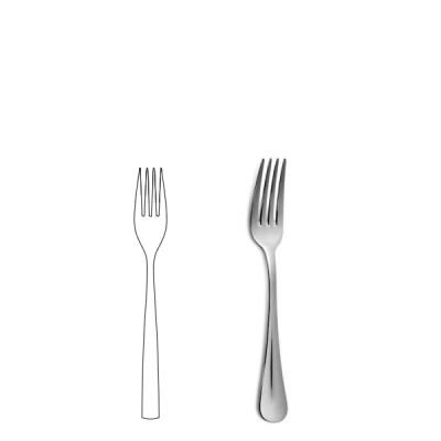 Dessert fork - Frances Lacassa Granada