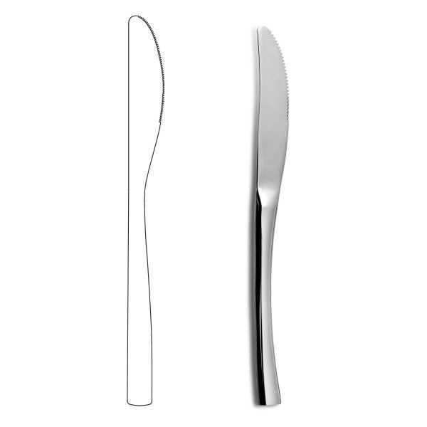 Нож за основно ястие - Madrid