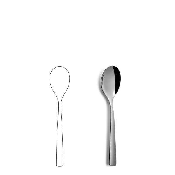Tea spoon - Madrid