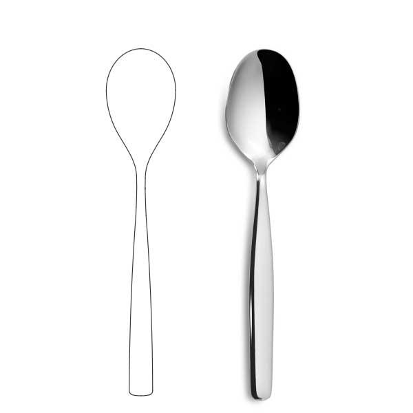 Table Spoon - Malvarrosa