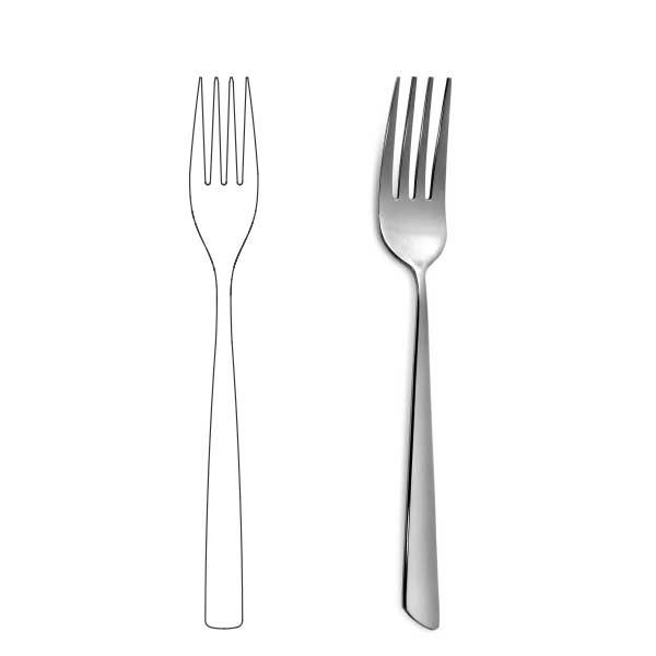 Table Fork - Nice