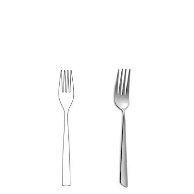 Dessert Fork - Nice