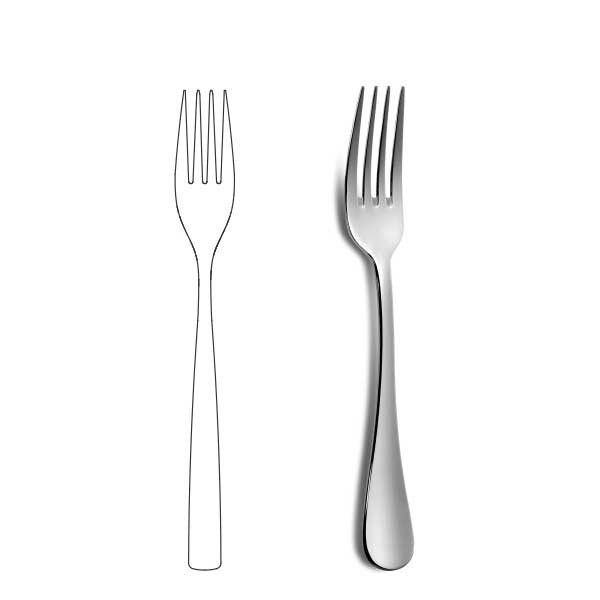 Table fork - NORDIC