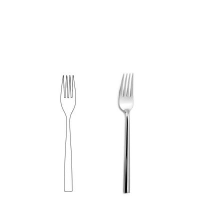 Dessert fork - Oslo