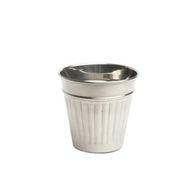 Ice bucket mini stainless steel 9x9cm