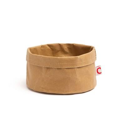 Панер за хляб хартиен перящ се кръгъл ф17см