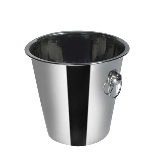 Champagne Bucket with rings