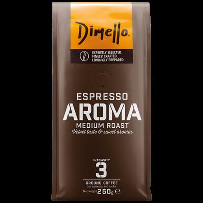 Dimello - Еспресо, мляно кафе Aroma - 250 грама