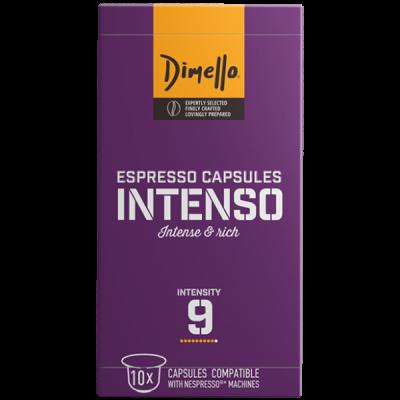 Dimello - NESPRESSO INTENSO - 10 капсули