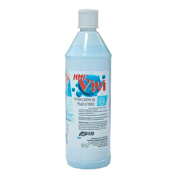 HMI VIVI 10 Течен сапун за ръце и тяло 750 ml
