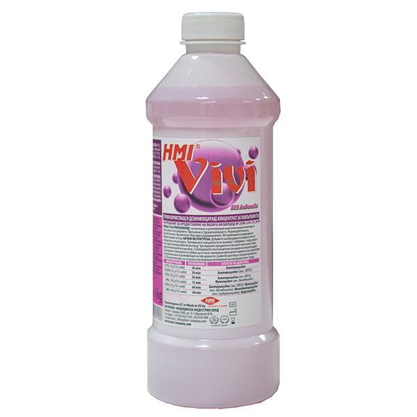 HMI VIVI 1 Дезинфектант за повърхности 1 л.