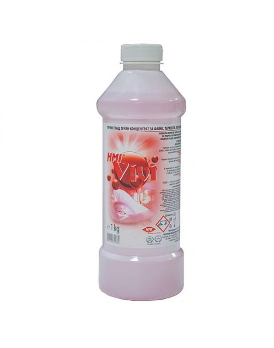 HMI VIVI 5 Почистващ течен концентрат за фаянс,теракота и порцелан 1 л.