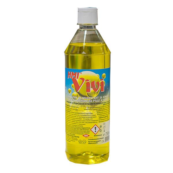HMI VIVI 6 Течен сапун дезинфектант за ръце и кожа 750 ml