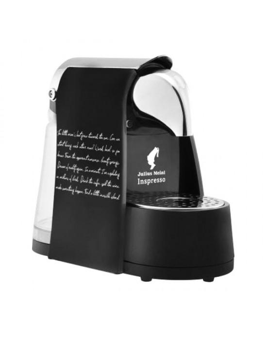 Капсулна кафе машина Julius Meinl Inspresso за капсули Nespresso + 100 капсули ПОДАРЪК