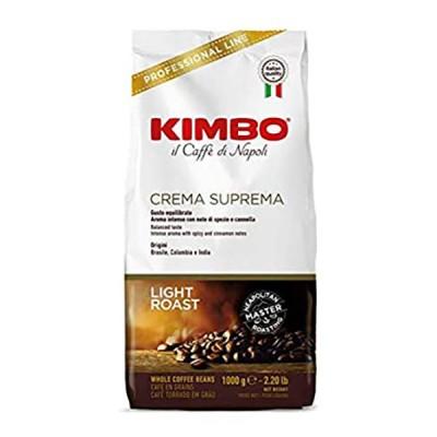 KIMBO CREMA SUPREMA - 1 kg