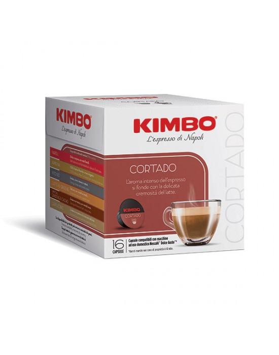 KIMBO CORTADO Dolce Gusto - 16 бр. х 7 г