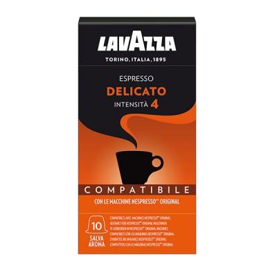 Lavazza - NESPRESSO - Delicato - 10бр капсули